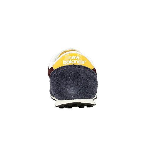 New Balance - M 07 - KL410VBY - Farbe: Dunkelblau-Dunkelrot - Größe: 38.5