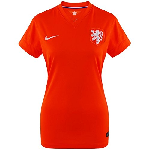 Nike Holland World Cup - Nike Netherlands Home Stadium Jersey World Cup 2014 (Safety Orange) (XL)