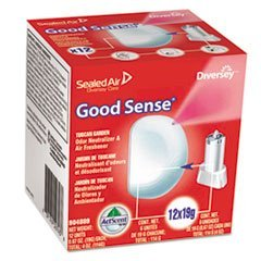 Good Sense Automatic Spray System, Variety Pack, 0.67oz, Aerosol, 12/Carton, Sold as 1 Carton, 12 Each per Carton by DIVERSEY