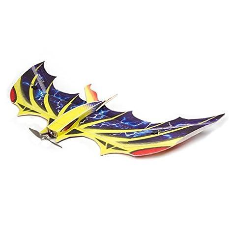 LaDicha Baile Alas Hobby Bat 1030Mm Envergadura Epp Rc Avión - Kit ...