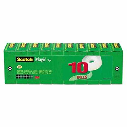 MMM -  Magic Tape Value Pack - Scotch 810P10K