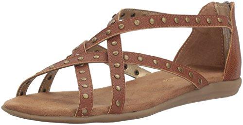 Aerosoles Womens Chlosing Time Sandal Dark Tan Combo UidtwEee96