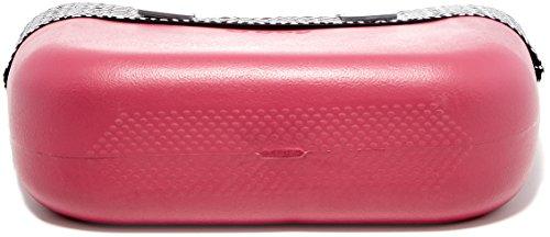 O bag B001_422 Zip, Borsa a Mano Donna, Multicolore (Sangria), 14x31x39 cm (W x H x L)
