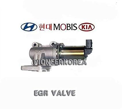 Amazon com: KOREA EGR VALVE 28410-4A470 FOR KIA SORENTO: Car