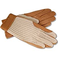 RJ Classics Ladies Crochet Back Glove