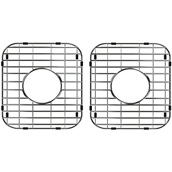 Starstar 50 50 Double Bowl Kitchen Sink Bottom Two Grids