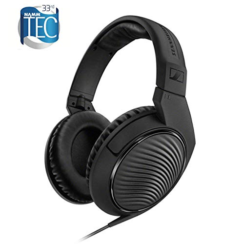 Professional Closed Back Headphones 64 Ohms