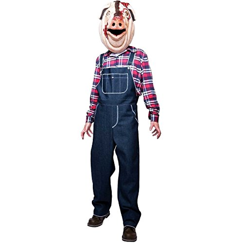 Motel Hell Pig Costume - Small - Chest Size 38-40