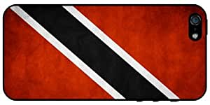Trinidad Flag iPhone 5 - iPhone 5S Case 3102mss