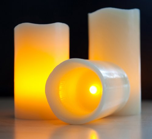 Flameless LED Candles with Remote Control