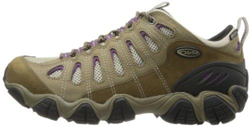 dry Walking Sawtooth Women's Shoes Violet Ss18 Oboz B Low gtxBqB