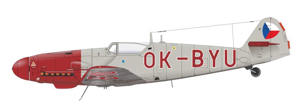Eduard EDK11122 - Kit de Modelo, Varios Modelos