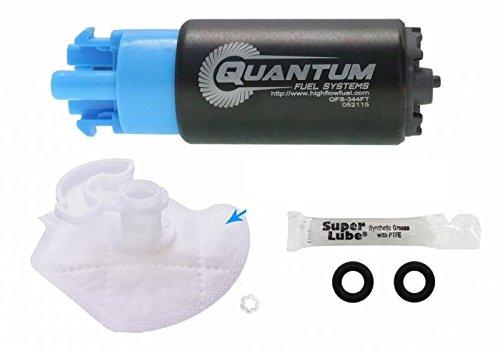 QFS-344FT 2013-2015 Subaru VX//VX Crosstrek 265LPH EFI Fuel pump /& Install Kit 100/% Direct OEM Replacement HFP