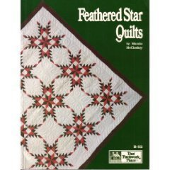 Pattern Feathered Quilt Star - Feathered Star Quilts/Pbn B-92