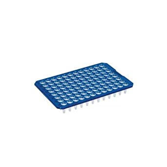 Eppendorf 0030133331 PCR plate 96 well unskirted low profile ...