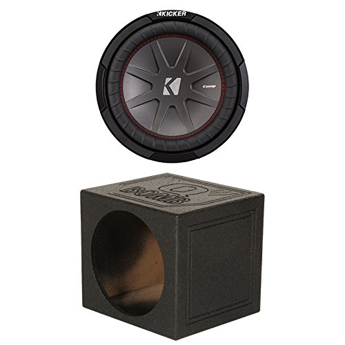 Car Subwoofer Package: Kicker (43CWR102) 10