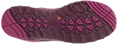 amp; Wp Wine KEEN Boysenberry Damen Wanderhalbschuhe Grape Trekking Terradora nfWRwqW7