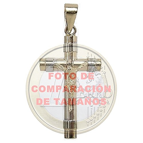 Or 18k croix crucifix Christ [4879]