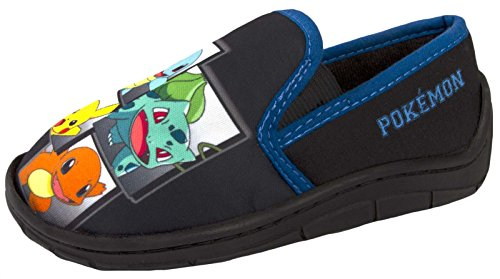 Pokemon Boys Indoor Slippers