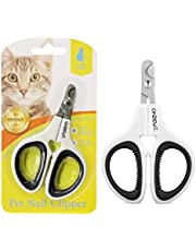 Pet Nail Clippers, OneCut New Upgrade Version Cat & Kitten Claw Nail Clippers for Trimming, Professional Pet Nail Clippers Best for a Cat, Puppy, Kitten & Small Dog