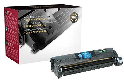 CIG Remanufactured Cyan Toner Cartridge for HP C9701A/Q3961A (HP 121A/122A/123A)