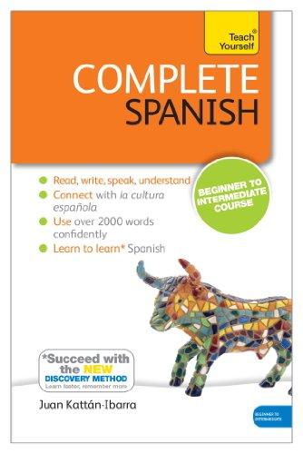 Complete Spanish: Teach Yourself: Enhanced eBook: New edition (Teach Yourself Audio eBooks) (English Edition)