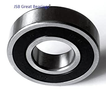 6008 6008-2RS SEALED ROLLER BEARING 40 x 68 x 15
