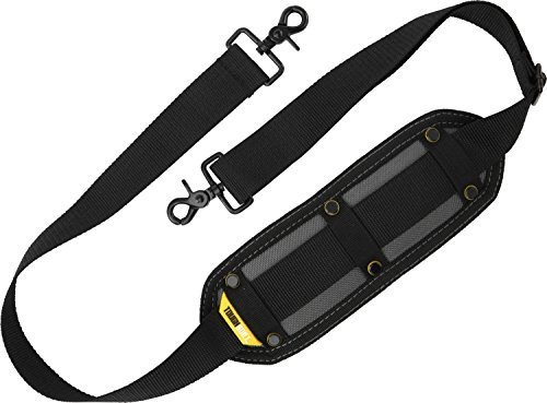 ToughBuilt - Shoulder Tool Bag Strap - Clip on Shoulder Strap Rugged construction