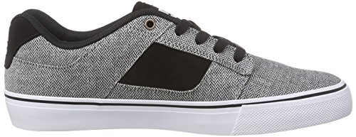 DC ShoesBRIDGE TX SE M SHOE XSNS - pantufla Hombre Gris - Grau (Grey/Orange/Grey XSNS)
