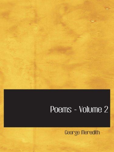 Poems - Volume 2: Volume 2 pdf