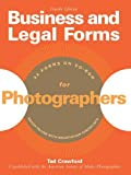 Business and Legal Forms for Photographers - (CD NOT INCLUDED)