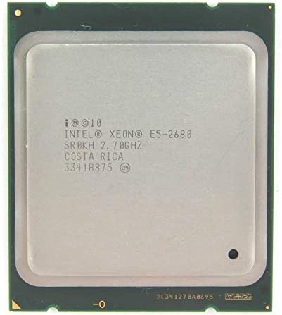 MAO YEYE Intel Xeon E5 2680 Processor 2.7GHz 20M Cache 8 GT//s LGA 2011 SROKH C2 E5-2680 CPU 100/% Normal Work