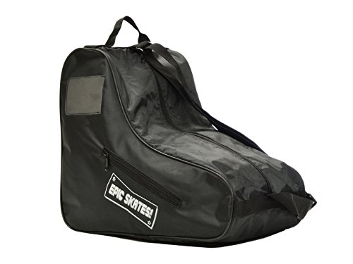 In Line Skates Bag - Epic Skates Skate Bag, Black