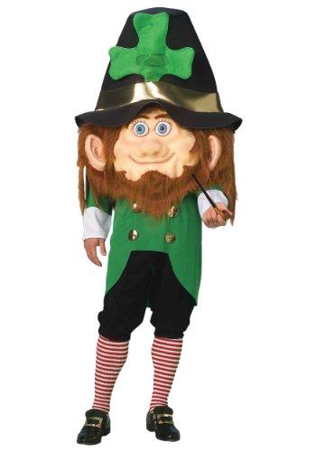 Forum Parade Pleasers Oversized Leprechaun Costume, Green, -