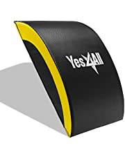 Yes4All Ab Exercise Mat/Abdominal Wedge – Support for Abs Workout, Sit Up