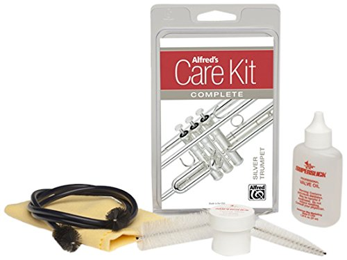 Alfred Music Publishing 99-1478517 Trumpet Cleaning & Care Product