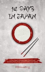 Are you thinking about traveling to Japan? Discover Japan through this easy to follow guide tailored for first-time travelers!Most available online resources contain too much information!If you've searched for a Japan travel guide online, you...