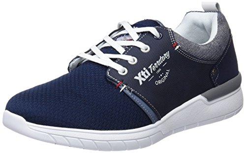 XTI Herren 47145 Sneakers Blau (Navy)