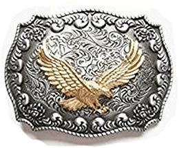 Golden Eagle Western Belt Buckle for sale  Delivered anywhere in USA