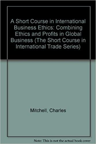 short note on business ethics