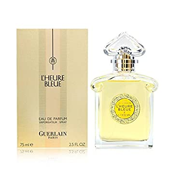 L heure Bleue By Guerlain For Women. Eau De Parfum Spray 2.5 Ounces