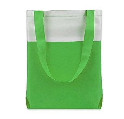 DII Cotton Heavy Duty Canvas Reusable Tote Bag