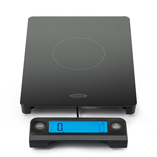 OXO Good Grips Food Scale with Pull-Out Display, 11-Pound