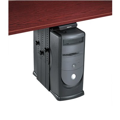 Fellowes Professional Underdesk CPU Support [Non - Retail Packaged] (Cpu Support Underdesk)