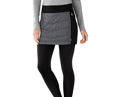 Smartwool Women's Propulsion 60 Printed Skirt (Black) Small by SmartWool