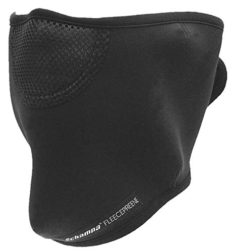 Schampa Technical Wear Onefleeceprene Half Mask Blk Vng100-F ()