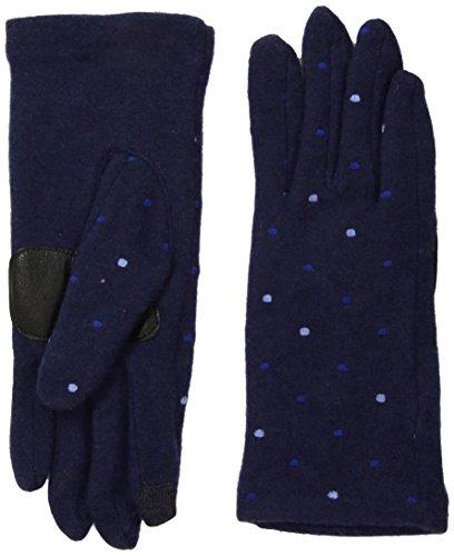 Echo Women's Dot Dot Dot Touch Technology Glove, maritime navy, Medium