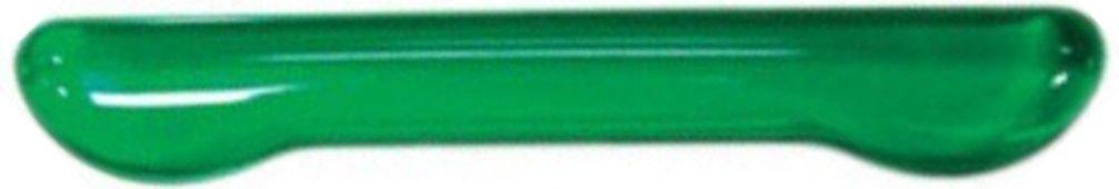 Crystal Gel Keyboard Wrist Rest Color: Green by Aidata