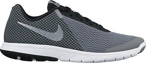 Nike Women's Flex Experience Rn 6 Running Shoe (8.5 B(M) US, Cool Grey/MTLC Grey/Black/White)