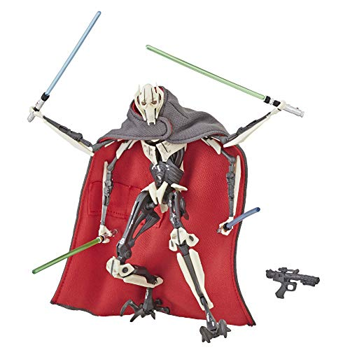 General Grievous Costume - Star Wars The Black Series 6-inch
